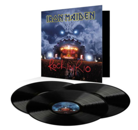Iron Maiden - Rock in Rio  | 3LP