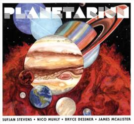 Sufjan Stevens - Planetarium | CD