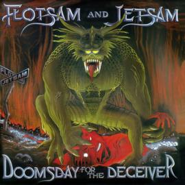 Flotsam and jetsam - Doomsday for the receiver   LP