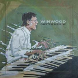 Steve Winwood - Winwood greatest hits live   2CD