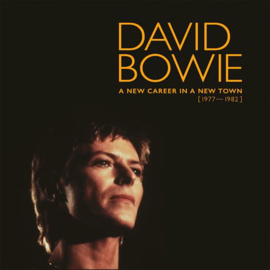 David Bowie - A new career in a new town | 11CD BOXSET + BOEK