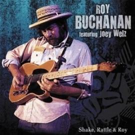 Roy Buchanan - Shake, rattle & Roy | CD