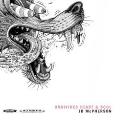 JD McPherson - Undivided Heart & Soul   CD