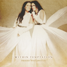 Within Temptation - Paradise (What about us) Featuring Tarja   CD -Japanse import-