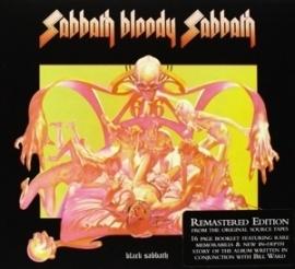 Black Sabbath - Sabbath bloody sabbath   CD