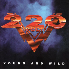 220 Volt - Young and wild | CD