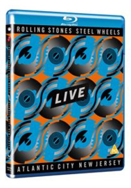 Rolling Stones - Steel Wheels Live | Blu-Ray