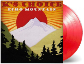 K's Choice - Echo Mountain | LP -Coloured vinyl-