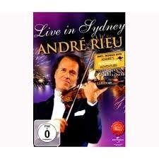 Andre Rieu - Live in Sydney: André`s Australian adventure | DVD