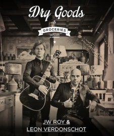 J.W. Roy - Dry goods & groceries  | BOOK + CD