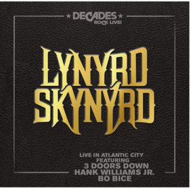 Lynyrd Skynyrd - Live in Atlantic city   2LP