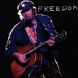 Neil Young - Freedom   CD