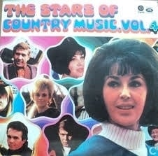 Various - The stars of Country Music vol. 4   | 2e hands vinyl LP