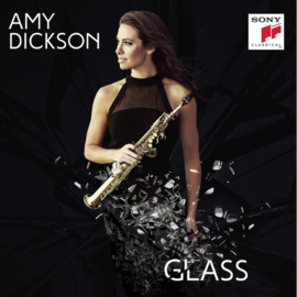 Amy Dickson - Philip Glass: Glass | CD