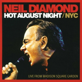 Neil Diamond - Hot August Night / Nyc    2LP