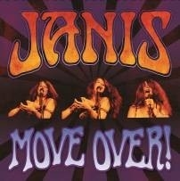 "Janis Joplin  -  Move Over  4x  7"" single"