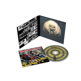 Iron Maiden - Number of the beast | CD -digi-