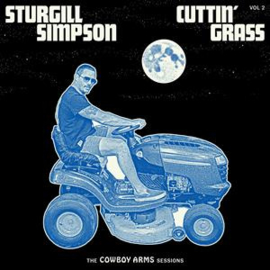 Sturgill Simpson - Cuttin' Grass - Vol. 2 (Cowboy Arms Sessions) | LP -Coloured vinyl-