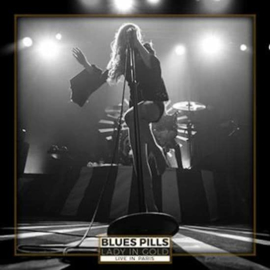 Blues Pills - Lady in gold Live in Paris  | CD