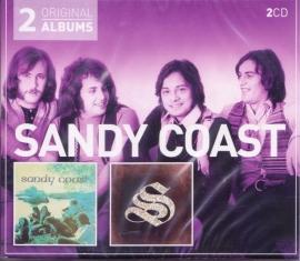 Sandy Coast - Sandy Coast + Stone wall  2CD -2 for 1 serie-
