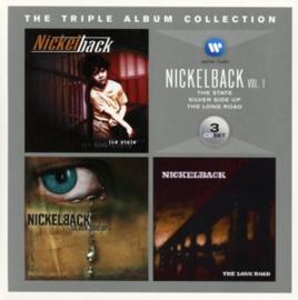 Nickelback - Triple Album Collection vol. 1 | 3CD