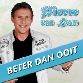 Pierre van Dam - Beter laat dan nooit | CD
