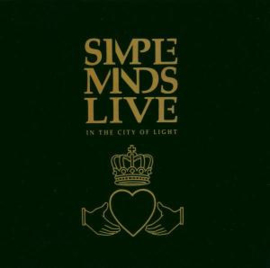 Simple Minds - Live In the City of Light | CD