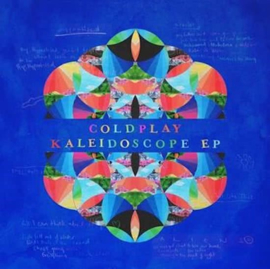 Coldplay - Kaleidoscope | LP -E.P.- Coloured vinyl