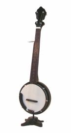 Miniatuur banjo met stander