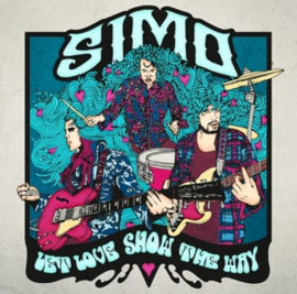 Simo - Let Love Show the Way   | LP