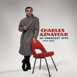 Charles Aznavour - 20 greatest hits | LP