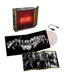Ac/Dc - Power Up  | CD Lightbox, deluxe limited edition