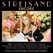 Barbra Streisand - Encore: Movie partners sing Broadway | LP
