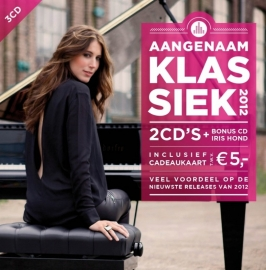Various - Aangenaam klassiek 2012 - 2CD + Bonus CD