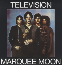 Television - Marquee moon   2LP -coloured vinyl-