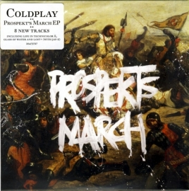 Coldplay - Prospekt`s March EP -  CD