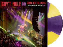 Gov't Mule - Bring On the Music Vol.3 | LP -coloured vinyl-