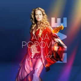 Ana Popovic - Live For Live | CD