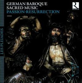 Various - German Baroque sacred music : Passion ressurection | 7CD BOX