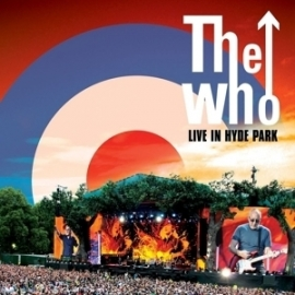 The Who - Live in Hyde Park   2CD + DVD