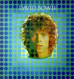 David Bowie - David Bowie (AKA  Space oddity)    | LP