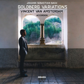 Vincent Van Amsterdam - Bach Goldberg Variations | CD
