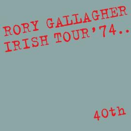 Rory Gallagher - Irish tour | CD -Remastered-