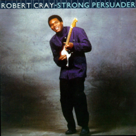 Robert Cray ‎– Strong Persuader | 2e hands vinyl LP