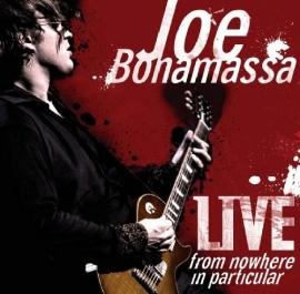 Joe Bonamassa - Live from nowhere in particular -  2LP
