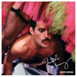 Freddie Mercury - Never Boring: Greatest Hits | LP