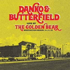 Rick Danko & Paul Butter - Live in Huntington beach | CD
