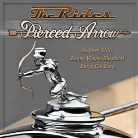 Rides - Pierced arrow  | CD -deluxe-