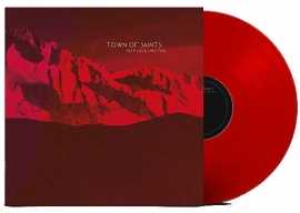 Town of Saints - No place like this  | LP rood vinyl