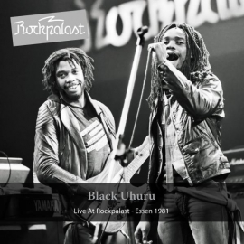 Black Uhuru - Live at Rockpalast   CD+DVD